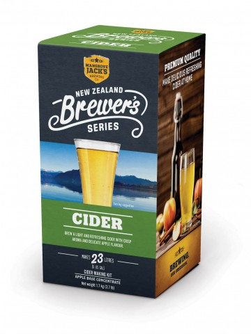 Cider Apple Mangove Jack's NZ Series