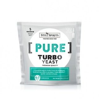 Pure Turbo Yeast Still Spirits