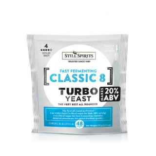 Classic 8 Turbo Yeast Still Spirits